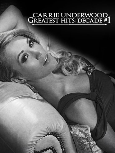 """Carrie Underwood Earns the 21st #1 Single of Her Career with """"Little Toy Guns""""!"""