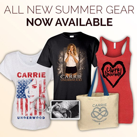20908563 Shop Now At Carrie Underwood's New Online Store