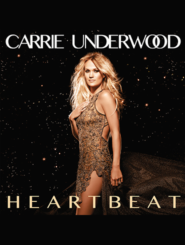 """CARRIE UNDERWOOD SCORES HER 23rd #1 SINGLE WITH """"HEARTBEAT"""""""