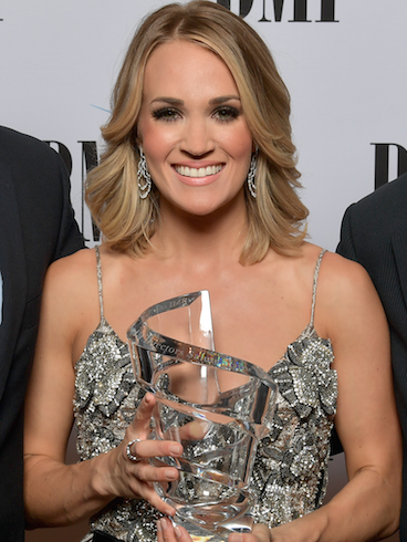 BMI Honors Carrie at 69th Annual NAB Dinner in Las Vegas
