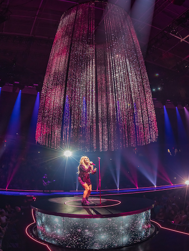 """Carrie Underwood Wraps """"The Cry Pretty Tour 360"""""""