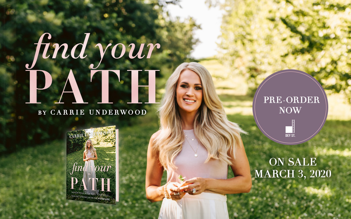 Image result for carrie underwood book