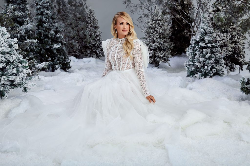 Carrie Underwood Reveals MY GIFT Track List and Special Guests - Carrie Underwood | Official Site